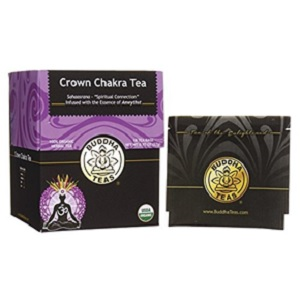 Crown Chakra Tea from Buddha Teas