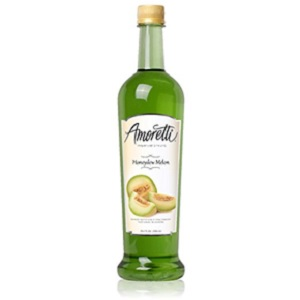 Honeydew Melon Syrup from Amoretti