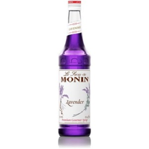 Lavender Syrup from Monin