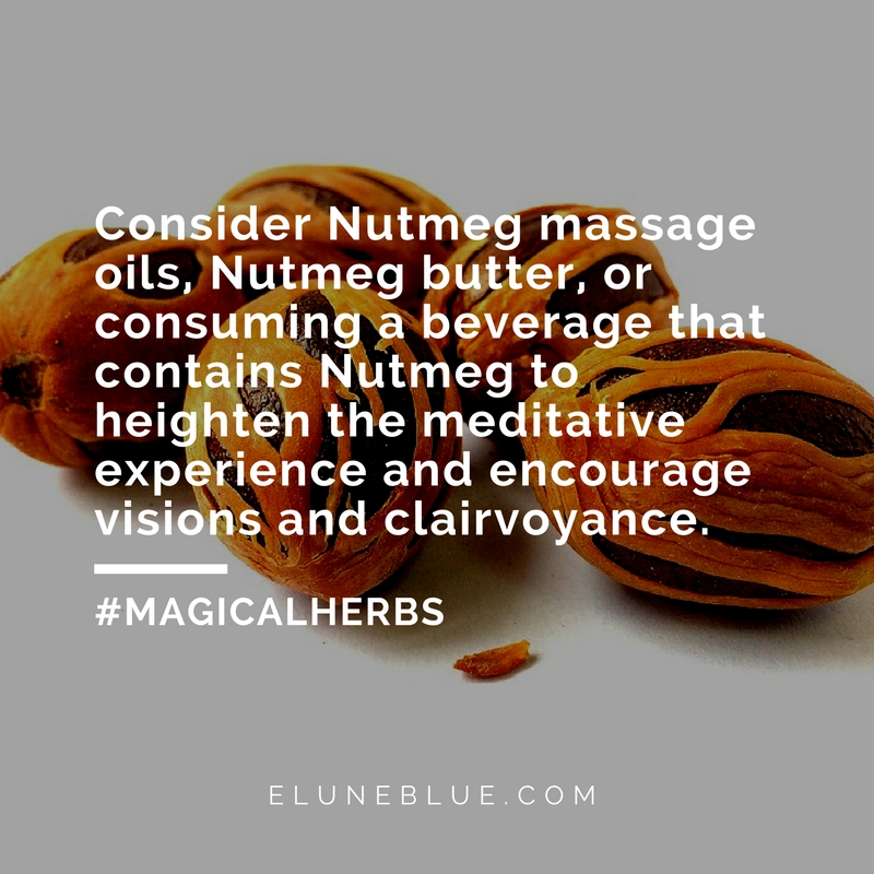The Intoxicating Spice: Nutmeg Magical Properties and Uses