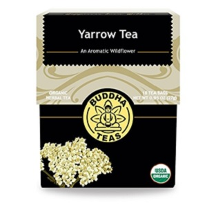Yarrow Organic Tea from Buddha Teas