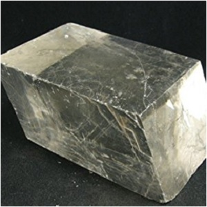 Calcite Iceland Spar Crystal from Educational Innovations