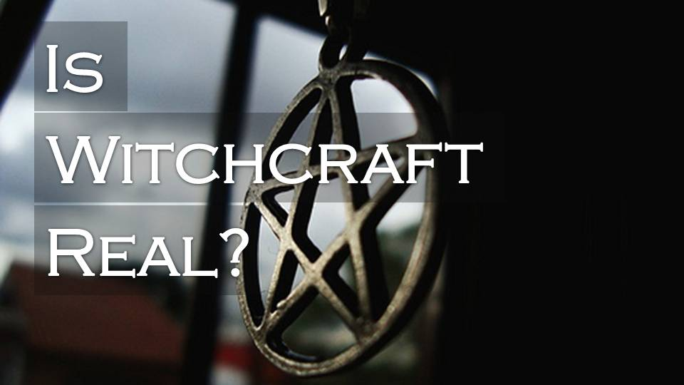 Is Witchcraft Real - Meaning of Witchcraft - Elune Blue - Thumbnail
