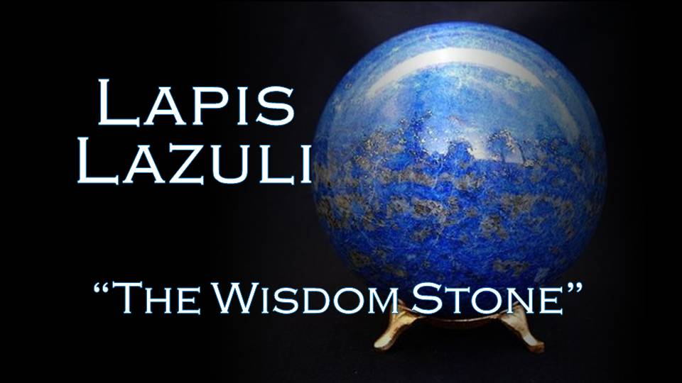 Lapis Lazuli Meaning and Uses - Elune Blue - Thumbnail