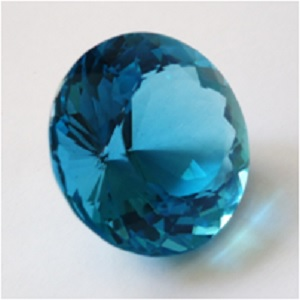 The Writer's Stone: Blue Topaz Meaning and Uses