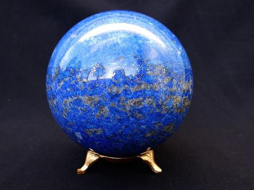 Lapis Lazuli is used to forge stronger bonds and friendships, promote harmony in relationships, generate inner peace and encourage honesty. -- Lapis Lazuli Metaphysical Uses