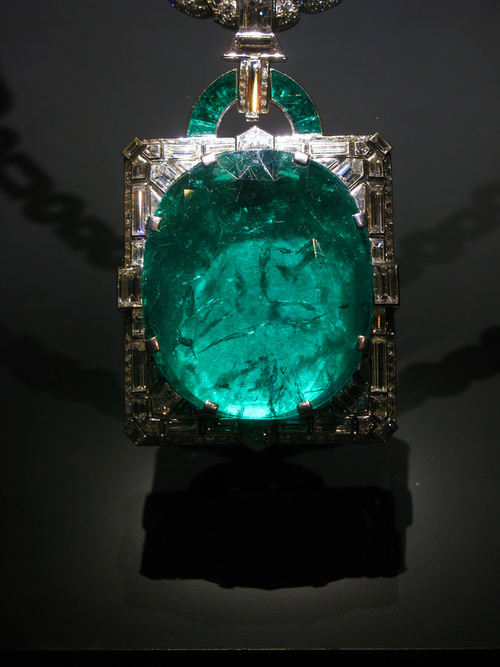 "Emerald is considered the ""Stone of Successful Love,"" and its meaning is found in the energy it has to help strengthen compassion, unity, friendship, and unconditional love. -- Emerald Gemstone Meaning"