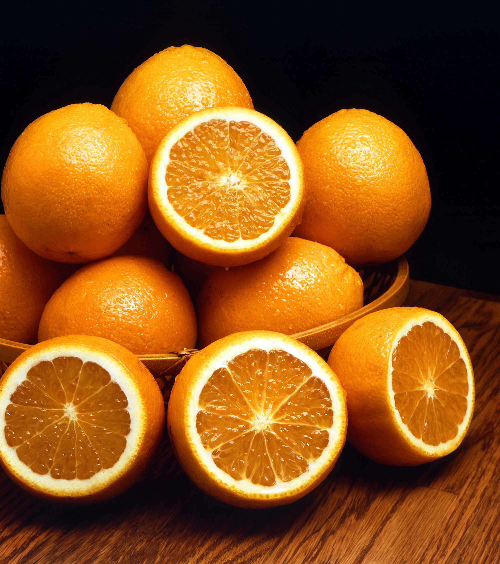 Oranges lend their energy well to love magic. -- Orange Magical Properties