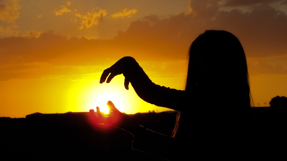 With practiced understanding, and through certain states of mind and movement, a person connects to and uses universal energy with their aura. -- Spiritual Aura and Witchcraft