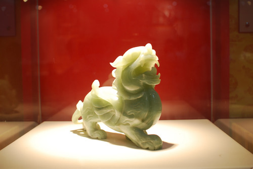 Jade can also inspire creativity, and can help be a lens by which one can see their true self.  It is the calm in the midst of the storm, and as such, especially apropos to have around when dealing with difficult situations and tough times. -- Jade Stone Uses