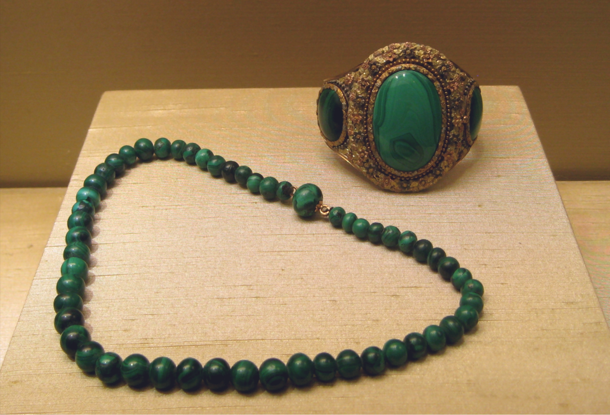 Malachite is also used in crystal healing to help with digestion, heal muscle injuries, make labor and childbirth easier and help with heart problems. -- Malachite Healing Properties