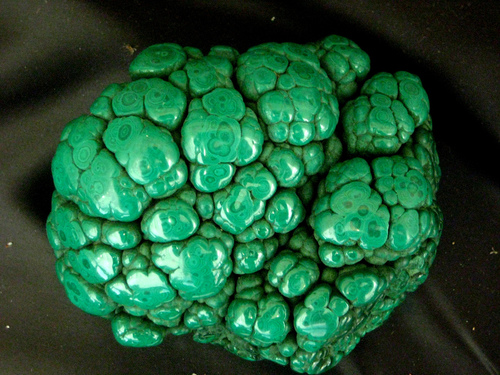 Malachite also has the ability to create a psychic barrier of protection that can conceal you from negative energies. -- Malachite Metaphysical Properties