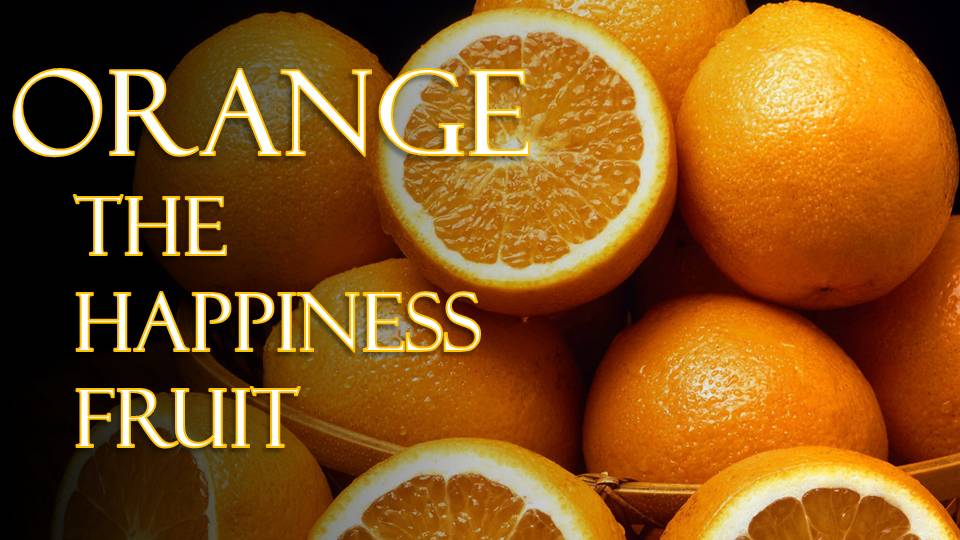 Orange Magical Properties - The Happiness Fruit - Elune Blue Thumbnail