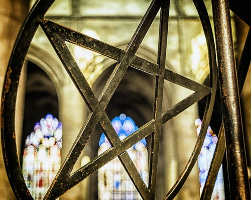 Yes there are religious methods and indeed even whole religions that revolve around witchcraft, but that is because of the true nature of witchcraft. -- What is Witchcraft?