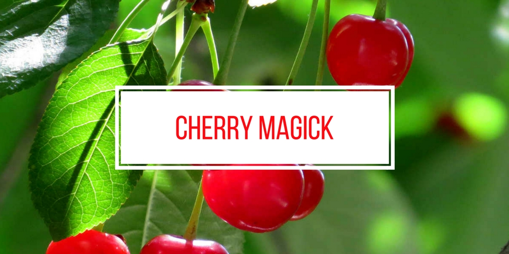 The Immortality Fruit: Cherry Fruit Magical Properties and Uses