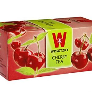 Cherry Tea from Wissotzky Tea