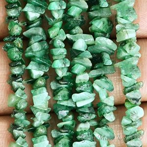 Emerald Gemstone Bead Chips from Gem Mart USA