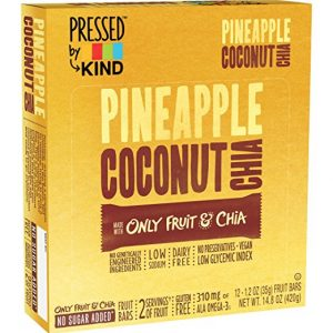 Pineapple Coconut Chia from Pressed by KIND