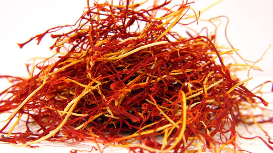 Although the saffron plant itself is sterile, it is closely linked to the energies of fertility and sexuality.  The Phoenicians would bake saffron into crescent-moon shaped cakes and present them as a gift to the moon and fertility goddess Ashtoreth. -- Saffron Magical Properties and Uses