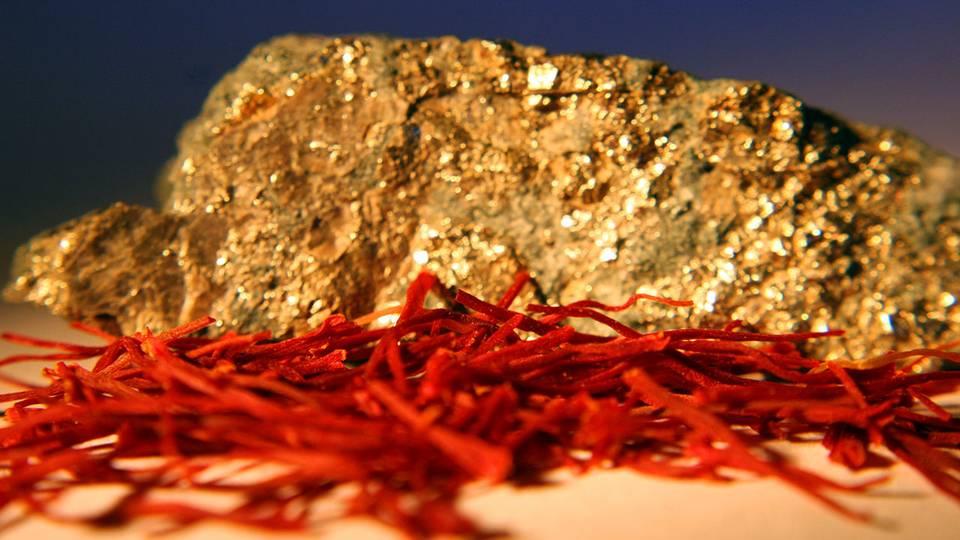 Saffron is notably the world's most expensive spice and has long has a magical association with wealth and fortune. -- Saffron Magical Properties and Uses