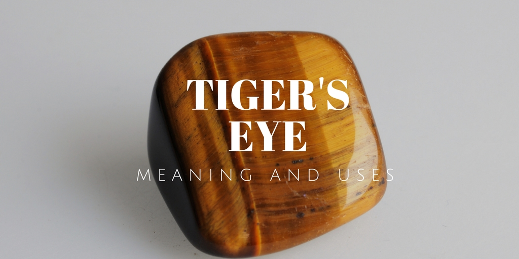 The Magick Of Tiger S Eye The All Seeing Stone Tiger S