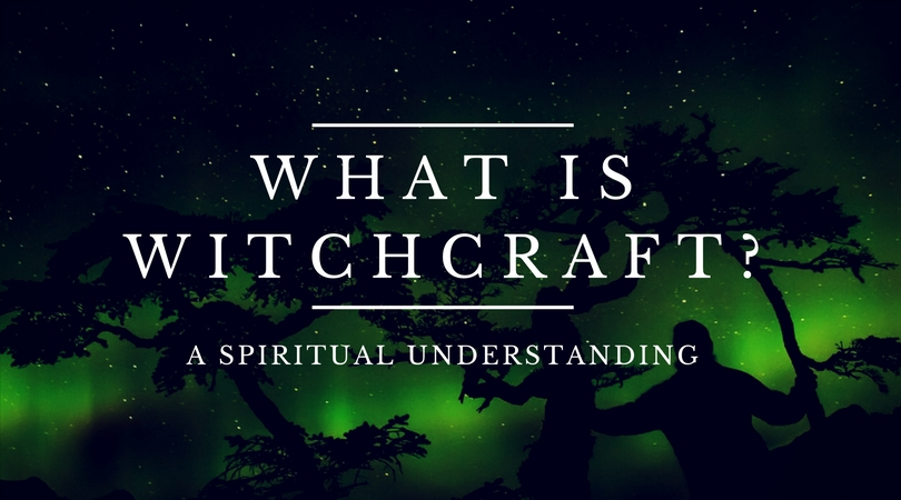 What is Witchcraft? A Spiritual Guide to Understanding Magic by Aemetri