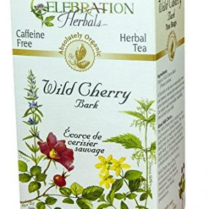 Wild Cherry Bark Tea from Celebration Herbals