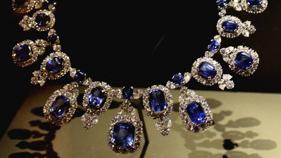 Sapphire has been used throughout history for its powers over prophecy and its connection to the Divine. -- The Magic of Sapphire