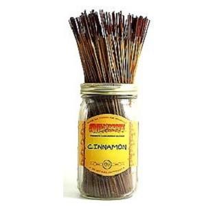 Cinnamon Incense Sticks from Wild Berry