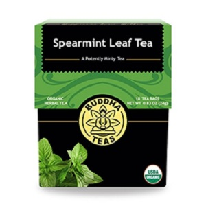 Spearmint Organic Tea from Buddha Teas