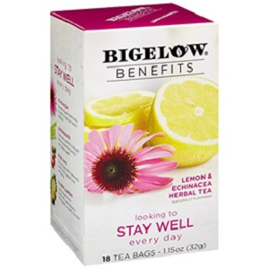 Echinacea and Lemon Herbal Tea from Bigelow Tea