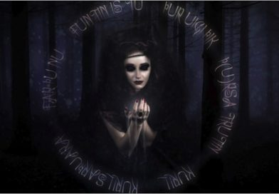 The Witch Forest - Is Black Magic Dangerous - Elune Blue (800x445)