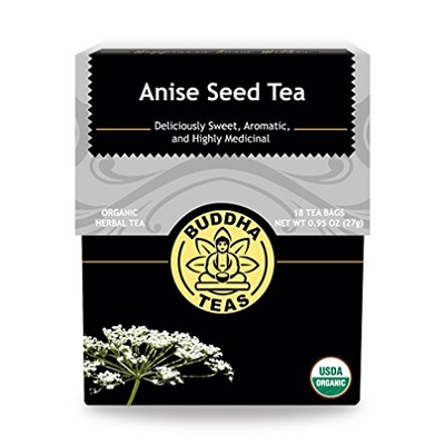 Anise Seed Tea has a slightly sweet yet distinct flavor that is warm and soothing. It's flavor is a reminiscent to that of black licorice. -- Anise Seed Tea