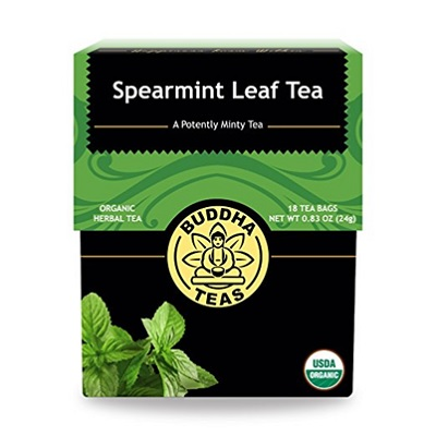 Spearmint Tea can be enjoyed any number of ways, from brewed and served cold to a warm smooth-tasting cup of tea. -- Spearmint Tea