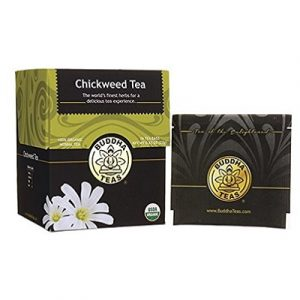 Although Chickweed is usually considered a weed and a nuisance by some, Chickweed Tea is a wonderfully refreshing, fruity tasting tea. -- Chickweed Tea