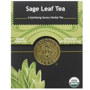 With its unique scent and flavor, Sage Leaf Tea can be paired with other teas such as Lavender Tea for a truly unique brewing experience. -- Sage Leaf Tea