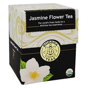 Our Jasmine Flower Tea blend only uses the jasmine flowers itself, while still providing plenty of full-bodied jasmine flavor. -- Jasmine Flower Tea