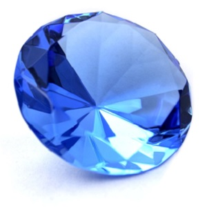 Sapphire: The Stone of Heaven -- Crystal Meanings and Uses